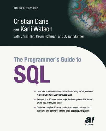 The Programmer's Guide to SQL by Brand: Apress