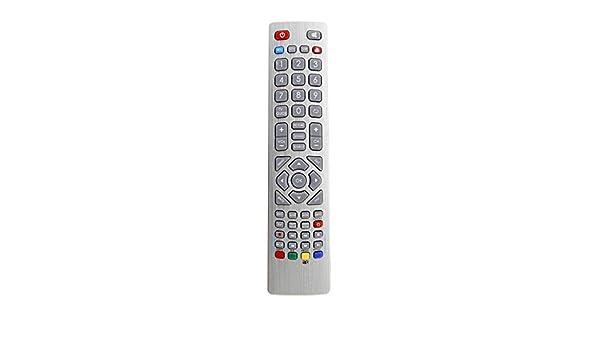121AV SHW/RMC/0102 Mando a Distancia reemplazado por Sharp Aquos TV with Net+ Youtube 3D Button LC-24CHE4011E LC-32CHE4040E LC-32CHE4042EH LC-43CFE6352E LC-48CFF6001K LC-49CFF6001K: Amazon.es: Electrónica