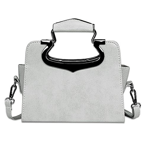 Pink Shoulder Seasons amp; Tanling Career Office Bags For PU Blushing Grey All Casual Gray Sequin Black Bag Women's AUfqgU