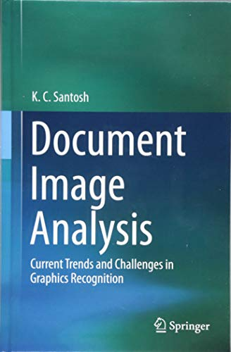 Document Image Analysis: Current Trends and Challenges in Graphics Recognition-cover