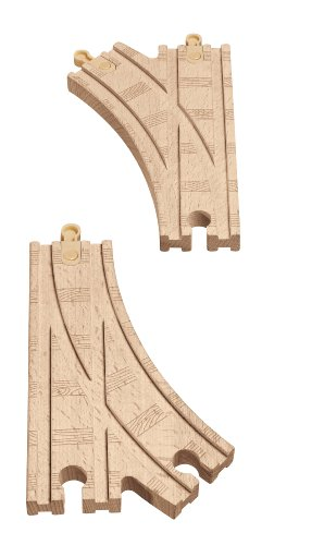 & Friends Wooden Railway, Switch Track Pack ()