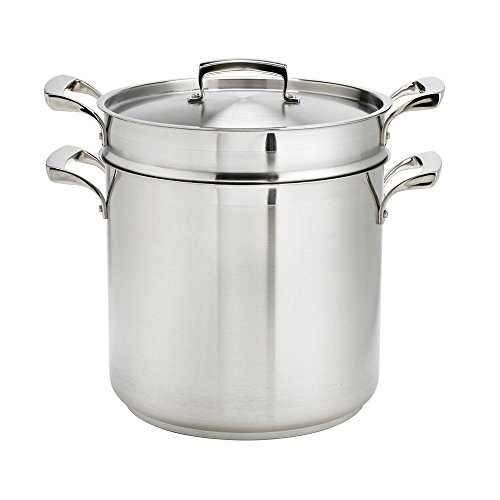 Browne (5724080) 20 qt Stainless Steel Double Boiler by Browne Foodservice