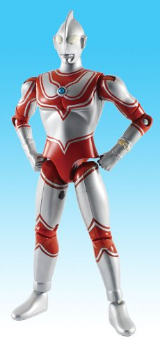 Ultraman Japan Import Figure Talking Multi-jointed Die-cast Action Hero Series by Bandai