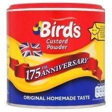 Birds Custard Powder Original Flavoured 300g X 3 Pack by Bird's - Food Original 300 Grams Powder