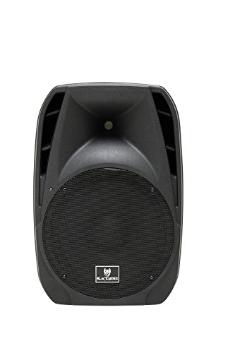 "Blackmore BJS-152BT DJ Powered Amplified PA 15"" Speaker with LED Lights/Bluetooth/USB/SD/Microphone from Blackmore"