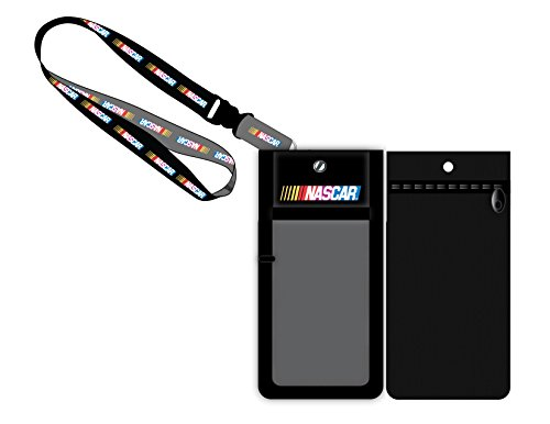Nascar Deluxe Credential Holder w/ Lanyard