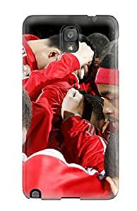 Evelyn Alas Elder's Shop houston rockets basketball nba (57) NBA Sports & Colleges colorful Note 3 cases