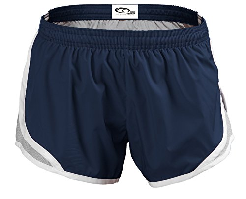 Momentum Shorts Navy Sports Emc silver gZz44w