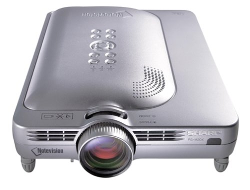 Sharp Notevision Digital Video Projector product image