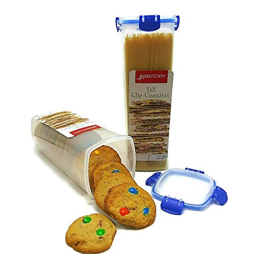 - Cookie Cracker Clip Containers bundle Set of two