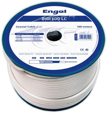 Cable coaxial antena ENGEL/AXIL CA7100R | ENGEL/AXIL Rollo ...