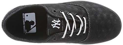 Black Nero Fibona 2 Sneaker Nero Donna York Yankees New 4qTOT