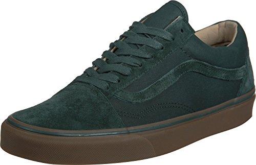 Vans Old Skool Reissue Schuhe 7,5 green/medium gum