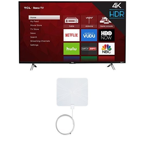 TCL 43S405 43-Inch 4K Ultra HD Roku Smart