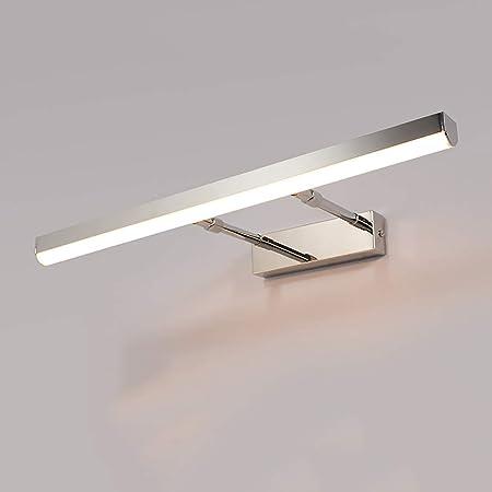 FHZY Iluminación De Baño Lámpara De Pared De Metal Linterna De LED ...