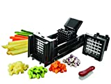 Tiger Chef French Fry Cutter and Easy Vegetable Dicer Chopper...