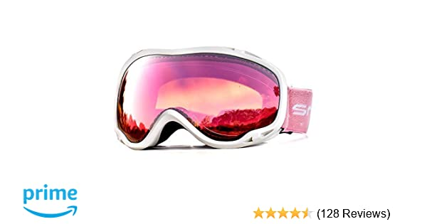 d115812589f HUBO SPORTS OTG Snowboard Goggles for Men Women Adult