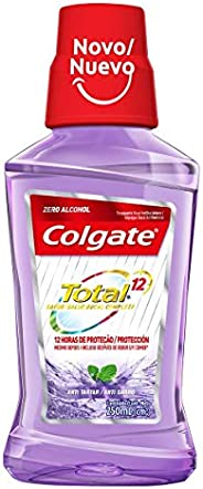 Enxaguante Bucal Colgate Total 12 Anti tartar 250ml