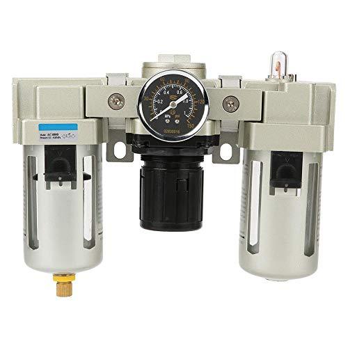 Air Filter Pressure Regulator, G1/2 Gas Air Filter Pressure Regulator Gauge Air Filter Pressure Regulator Combo, Compressed Air Gas Filter Regulator: Amazon.co.uk: DIY & Tools