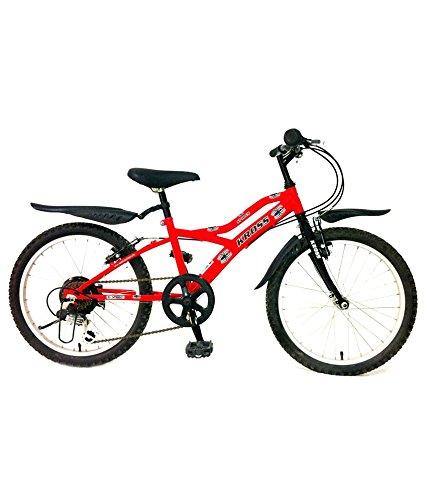 Kross Spider 24T 6 Speed Mountain Bike (Red)