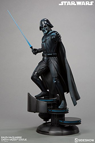 - Sideshow Star Wars Statue Ralph McQuarrie Darth Vader 56 cm Collectibles