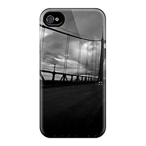 Premium Stormy Skies Over Bridge Heavy-duty Protection Cases For Case Samsung Galaxy S5 Cover