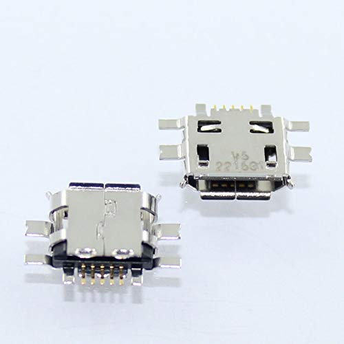 Used, Davitu 100pcs Mini Micro USB Jack Connector socket for sale  Delivered anywhere in USA