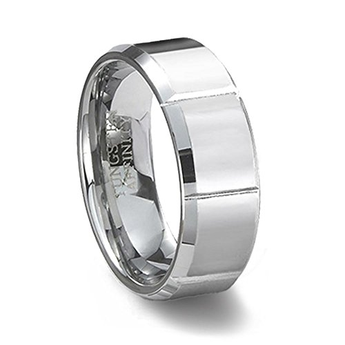 slotted-polished-finish-tungsten-carbide-ring-8mm-width-size-115