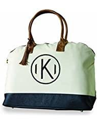 Mud Pie Chelsea Weekender Bag, K