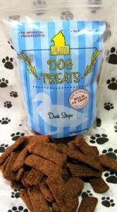 Plato Smart Dog All Natural Duck Strips Dog Treats, My Pet Supplies