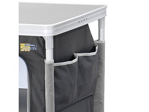 Outdoorküche Klappbar Xxl : Xxl campingküche schrank faltbar im set zum outdoor kochen