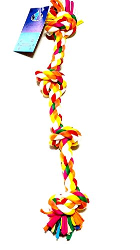 Yummy Paws Dog Rope Toy product image