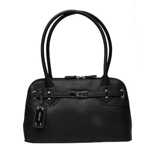 Picard St. Pauls schwarz 2633 , Damen Handtasche , Shopper , Henkeltsache , Schultertasche