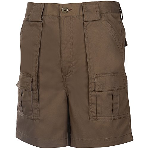 Weekender® 6 Pocket Trader Shorts MOCHA BROWN 36W by Weekender®