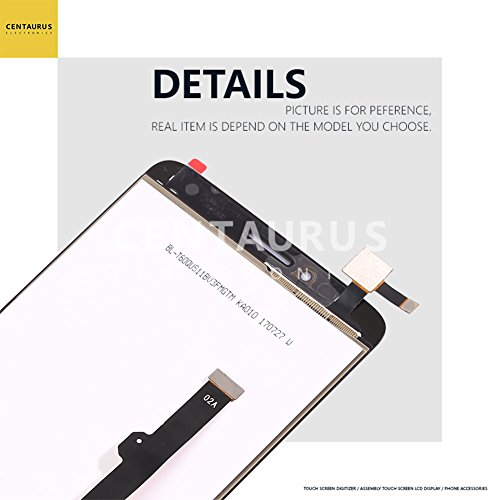 Assembly For Coolpad T-Mobile Revvl Plus (C3701A) LTE 6 0 inch LCD