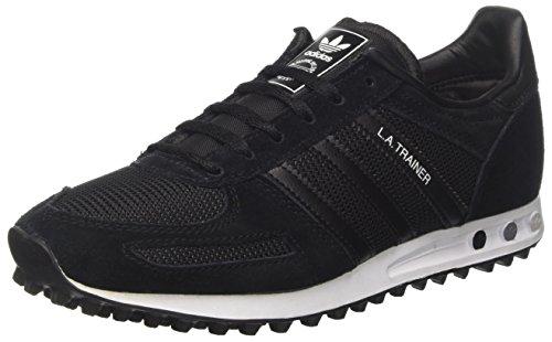 adidas Unisex Junior Collo Bambini Basso la Blk Trainer a Blk Sneaker Nero xwSfUpq