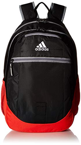 adidas Foundation Black Iv Backpack White YYTqrdw