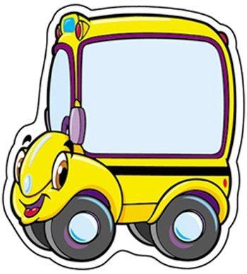 Bus Mini Accents by Trend Enterprises Inc Bus Mini Accents