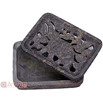 Soapstone Soap Dish Holder Bathroom Accessories Handmade