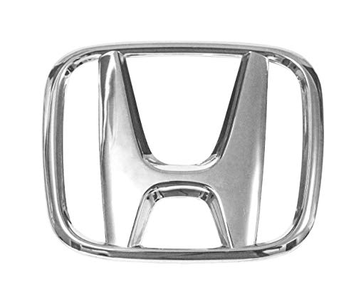 honda fit rear emblem - 7