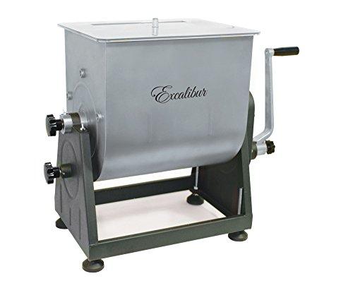 meat mixer 50 lb - 4