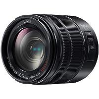 Panasonic Lumix G Vario Lente de Zoom telefoto de 14-140 mm con F3.5-5.6 II ASPH, Montura Micro Cuatro tercios sin Espejo y Power O.I.S. - H-FSA14140 (UPGRADO USA Negro)
