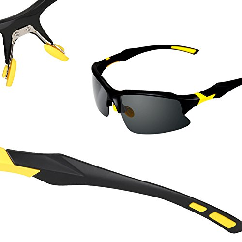Multicapa Polarizadas Shangpu123 De Gafas De Lente La Colores Sports Material Sol Riding Mountaineering Outdoor Gafas Recubrimiento De Glasses PC q1UPwrq