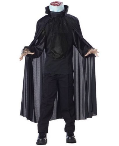 Headless Horseman Costume - (Scary Headless Horseman Kids Costumes)