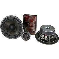 DLS Gothia 6.2 Car 6.5 360 Watt Audio 2-Way Component Speaker System (pair)