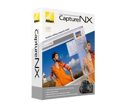 Nikon Capture NX Software for Windows and Mac