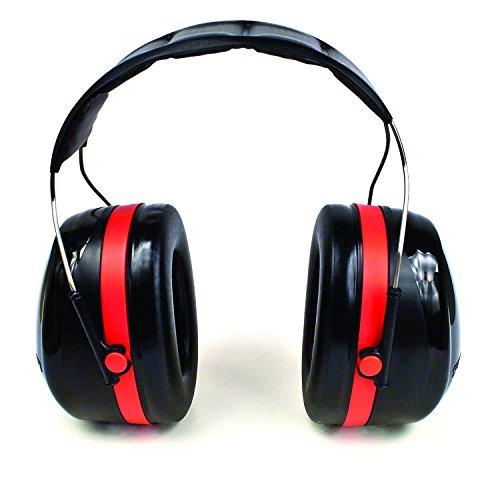 3M Peltor Optime 105 Over-The-Head Earmuff (Liquid Filled Earmuff)