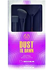 The Body Shop Makeup Brush Collection, 4pc Cruelty-Free Makeup Brush Gift Set