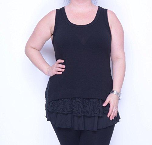 karen-kane-womens-lace-inset-tank-top-and-silky-crepe-hem-black-large