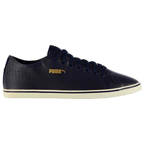 Puma Elsu Sport Lifestyle Baskets Homme Bleu Marine/Bleu Marine Chaussures Casual Sneakers